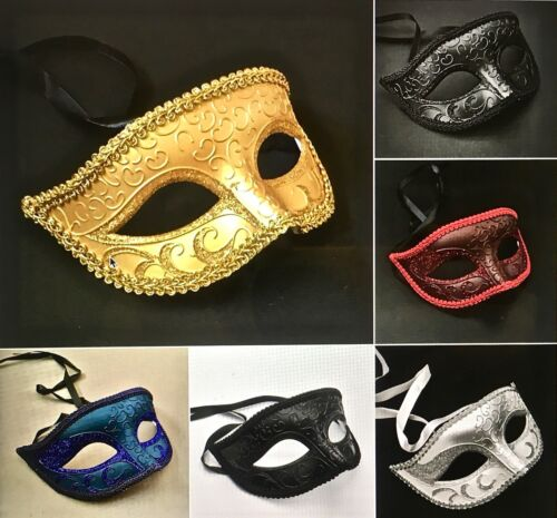 Venetian Carnival Classic Eye Masquerade Prom Costume Ball Mask