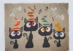 Alley-Quartet-fun-cross-stitch-chart-Barbara-Ana-Designs