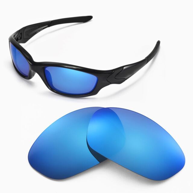 e9713a6d674ed WL Polarized Ice Blue Lenses For Oakley New Straight Jacket (After 2007)