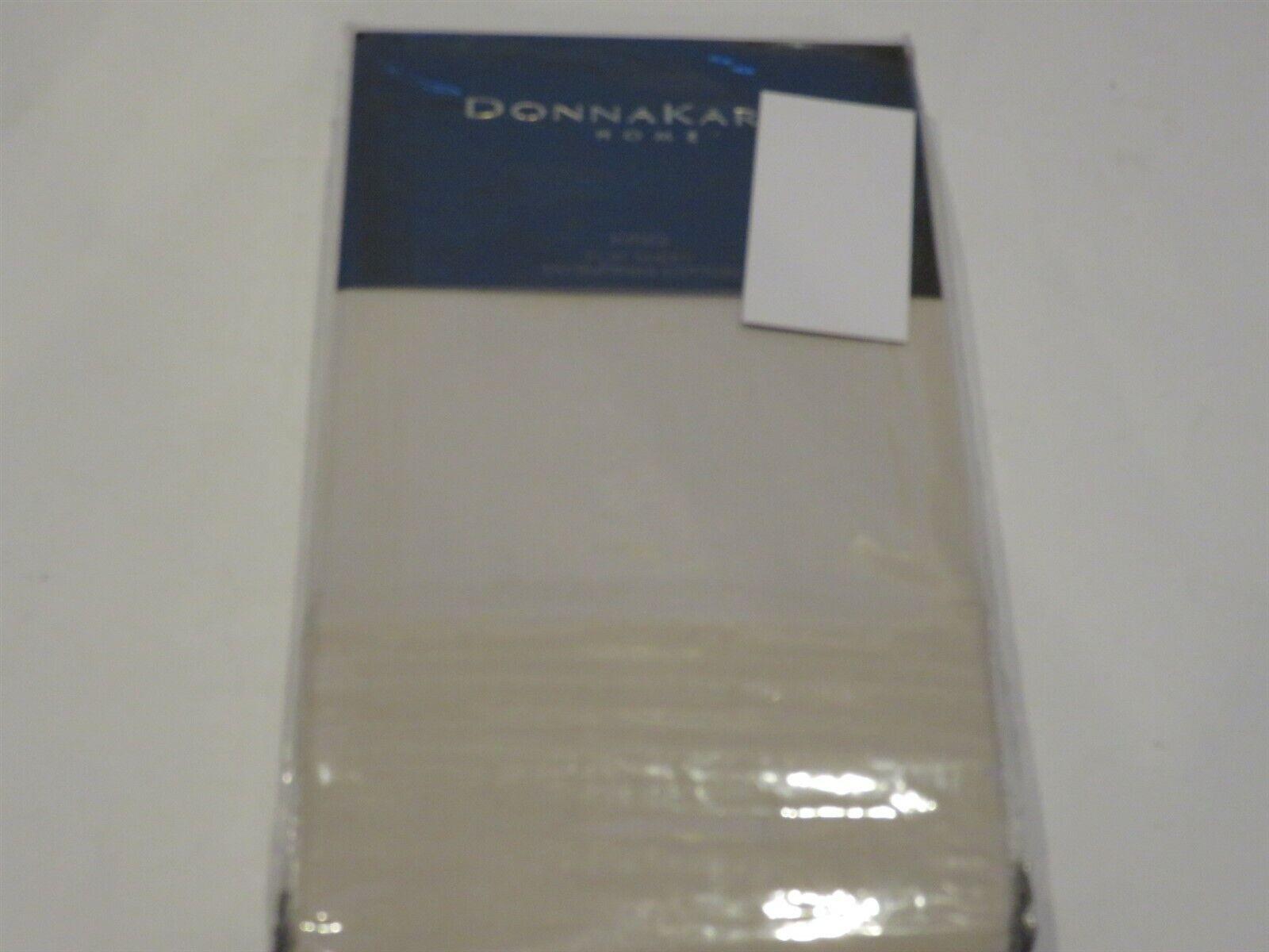 women Karan 510 Supima Cotton 2P Queen Champagne Sheet Set