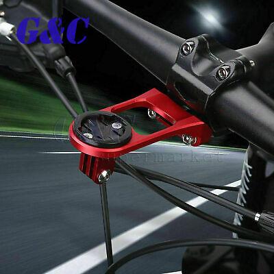 Bike Stem Extension Mount Holder Bracket Adapter For GARMIN Edge GPS GoPro