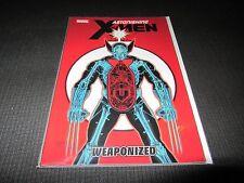 Astonishing X-Men Vol. 11 Weaponized TPB, NM- 9.2 (Marvel 2013) Combine Shipping