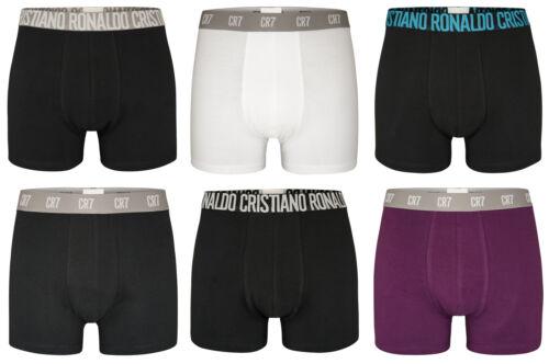 BASIC Enganliegende Boxershorts im 6er-Pack Herren CR7 CRISTIANO RONALDO