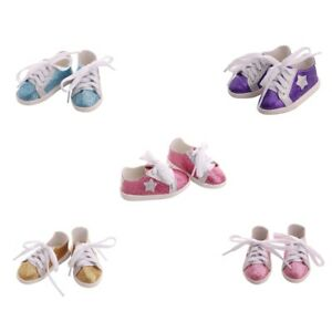 18inch-Girl-Doll-Fairy-Leisure-Shoes-for-American-Doll-Xmas-Gift-Accessories