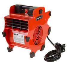Portable Adjustable Fan Blower 3 Speed Industrial Heavy Duty Floor Carpet Dryer