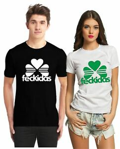 02ed98ad0 Image is loading Feckidas-Irish-Paddy-Ireland-Merchandise-Funny-St-Patricks-