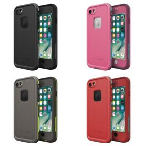 huge discount 51a76 14142 Details about New Authentic Lifeproof FRE Waterproof Cover Case for iPhone  7 & iPhone 8 -!