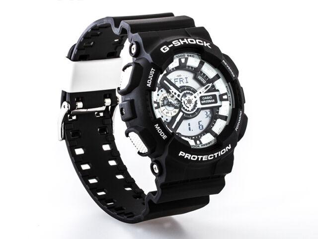 Casio G Shock Herrenuhr GA-110BW-1AER