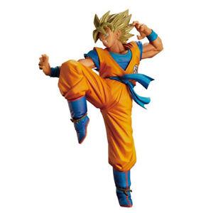8 Super Saiyan Gold Figure Figur offiziell Dragonball Son Gokou Fes! Vol