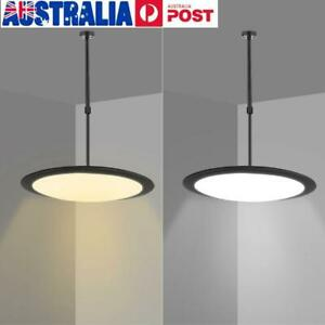 Black-Ceiling-light-Pendant-Light-Large-Chandelier-Modern-Home-Room-Kitchen-Lamp