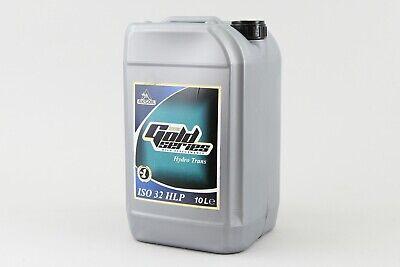 Discreto 02. Aksoil High Performance Premium Hydro Trans Hydraliköl Iso 32 Hlp 10 Litri-mostra Il Titolo Originale Tempi Puntuali