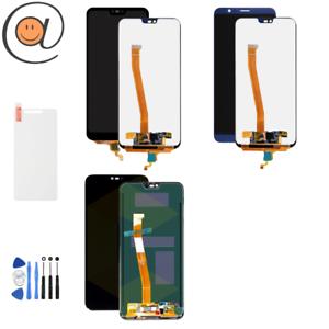 LCD-Ecran-tactile-Honor-10-Noir-avec-sans-Lecteur-empreinte-Fingerprint