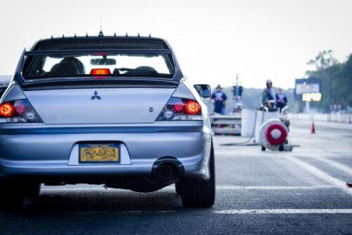 "013 Lancer Evolution EVO Mitsubishi Super Racing Car 36/""x24/"" Poster"