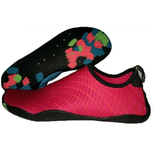 Fashion Barefoot Aqua Water Shoes Beach Swimming Slip On Yoga Shoes Skin Socks