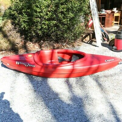 Kayak marca WATERQUEST, modelo CAYMAN