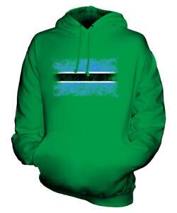 BOTSWANA-DISTRESSED-FLAG-UNISEX-HOODIE-TOP-MOTSWANA-FOOTBALL-BOTSWANAN