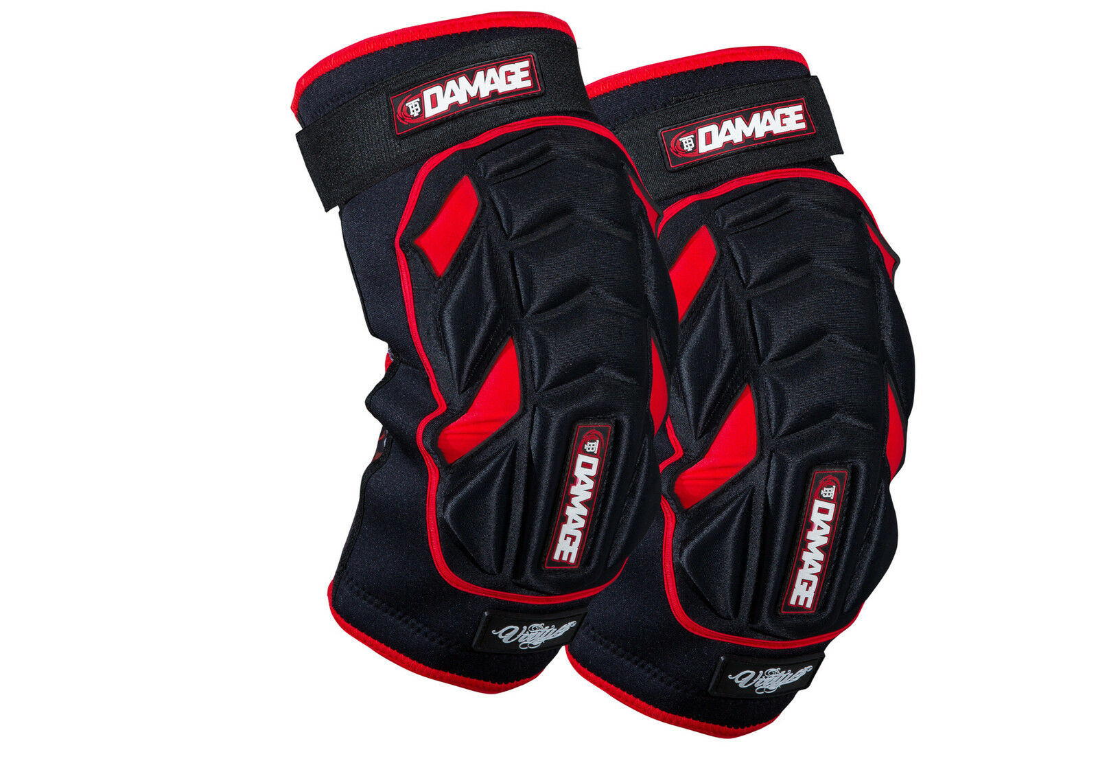 NEW Paintball Tampa Bay Damage Knee Pads