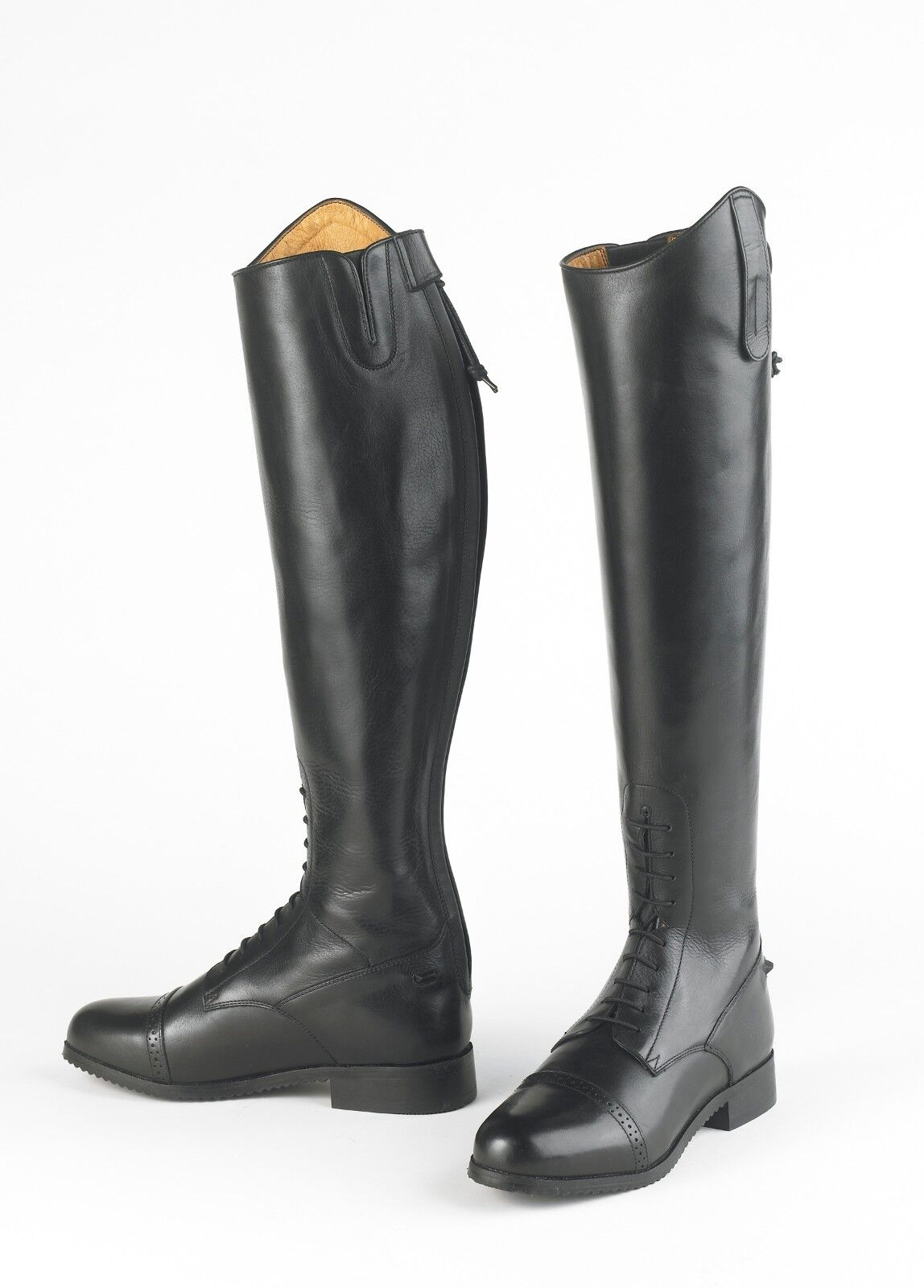 Ladies English Field Boot - Retails 299.00     6.5 Slim Tall  467446