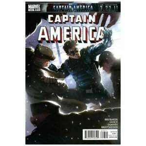 Captain America (2009 series) #618 in Near Mint + condition. Marvel comics [*e8]