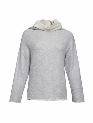 NWOT NSF Grey 'Eloise' Turtleneck Knit Sweater Intermix XS/S 0/2 $300+