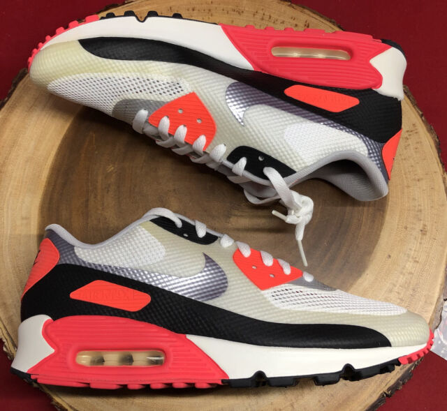 Size 10 - Nike Air Max 90 Hyperfuse Infrared for sale online | eBay