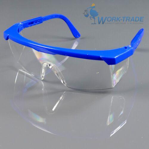 Schutzbrille 12 STÜCK Augenschutz Brille Gesichtschutz EN166 ANTIFOG NEU TOP