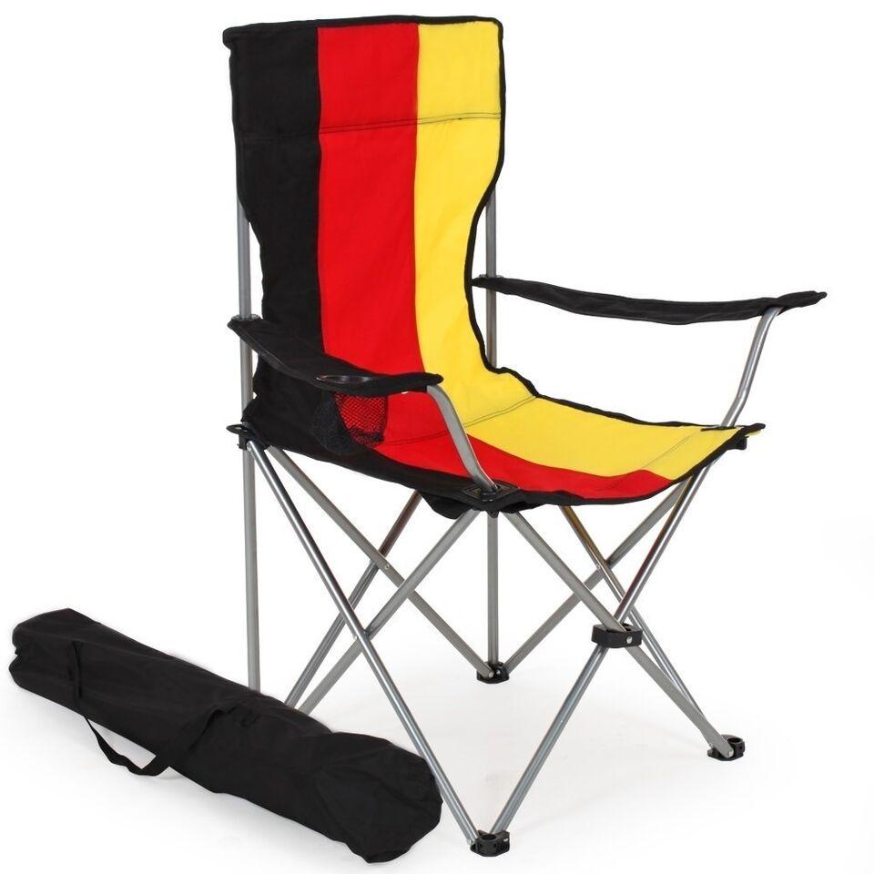 Campingstol enkelt Tyskland
