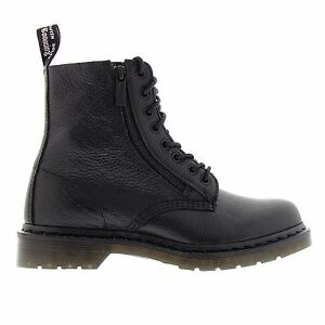 Image is loading Dr-Martens-Pascal-Aunt-Sally-Black-Womens-Boots 8e42980cc867
