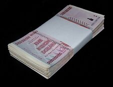 100 x Zimbabwe 5 Billion Dollar bank notes -full currency bundle-1/2 trillion
