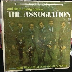 THE ASSOCIATION And Then…Along Comes The Association Album Released 1966 USA