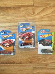 Hot Wheels Ferrari 599xx Super Treasure Hunt Variation Lot Ebay