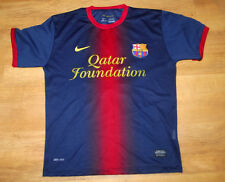 Nike Barcelona 2012/2013 'Messi' #10 home shirt (Size L)