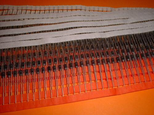 Diodo 250x 1n4007 1000v//1a Raddrizzatori Diodo