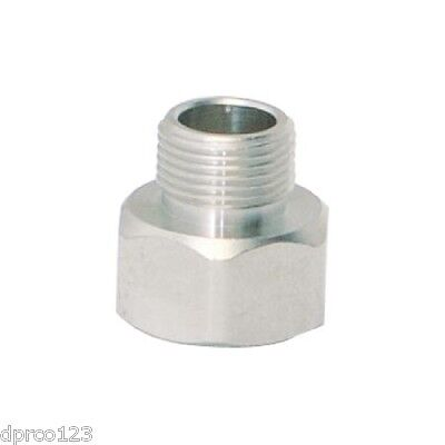 7//8 Compression x 3//4 Female NPTF Thread Midland 18-166LF Lead Free Brass Compression Female Adapter