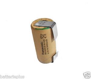 Panasonic-Batteria-ex-HHR30SCP-Sub-C-3000mAh-NIMH-BK300SCE-con