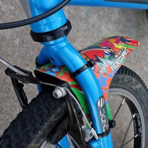 MTB Kids Mudguard Dink Front Mountain Bike Bicycle Fender RideGuard Mr Hann
