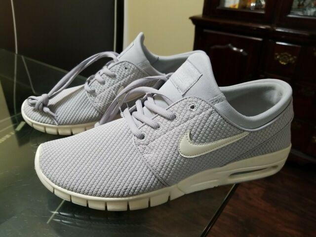 Fondos Frente al mar Humo  Size 11.5 - Nike SB Stefan Janoski Max Atmosphere Grey for sale online    eBay