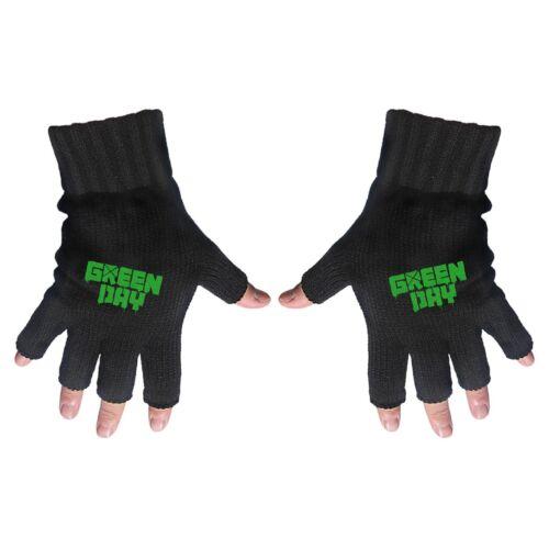 Avenged Metallica Motorhead FFDP Kreator Pantera Green Day Fingerless Gloves