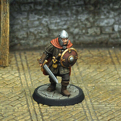 ROYAL GUARD  #11 Underdark Series - HARD TO FIND with CARD!! D/&D Miniature