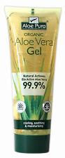 1 Tube of Aloe Pura Skin Treatment - Aloe Vera Organic Gel - 100ml