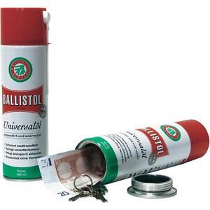 Details Zu Ballistol Dosensafe 29066 Versteckter Safe Geheim Versteck Geld Aufbewahrung Neu