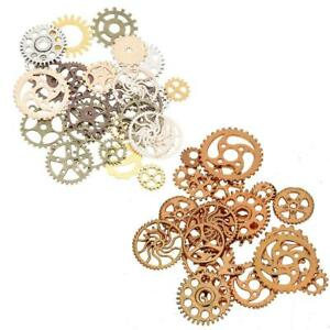 Mixed-Colour-Watch-Parts-Steampunk-Gears-Pendant-Jewelry-Crafts-Making-Findings