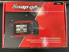 Snap On Tpms4 Tire Pressure Sensor Monitoring System Kit Free Shipping 1010