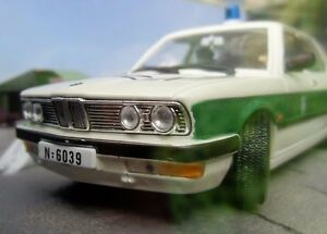 007 James Bond German Bmw 518 Police Car Octopussy 1