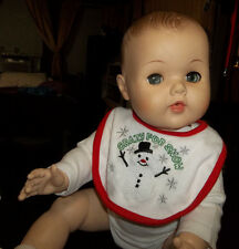 """1950's American Character Toodles Baby """"AMER CHAR DOLL"""" 20"""" Jointed - Squeaker"""