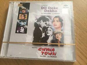 Dil-Deke-Dekho-amp-China-Town-Old-Bollywood-music-Cd