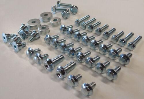 Body Bolt Kit Yamaha YZ 80 85 125 250 plastics fenders even 400 465 490 TTR