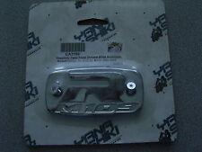 NOS Yana Shiki Suzuki Reservoir Caps Triple Chrome Billet Aluminum M109 CA3199