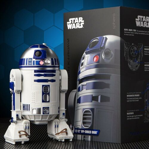 Sphero StarWars® R201ROW App Steuerung Droide R2D2 Spielzeugroboter iOS Android
