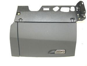 Audi-Q7-4M-Handschuhfach-Ablagefach-Leder-schwarz-4M1857035A-Original-6303